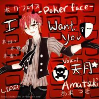 Poker Face- Amatsuki by Nekoichu