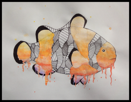 Clownfish by EmagineNationS