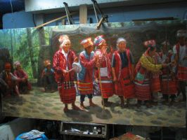 IGOROT by RONILOABAYAN