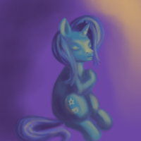 Trixie Speedpaint by DeadGirlsLikeMe