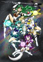 The Eternal Outer Senshi by Elera