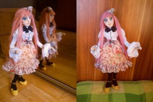 Bad end night - Megurine Luka doll by martek97