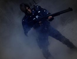 Leon S. Kennedy 1/6 by MaddieLea