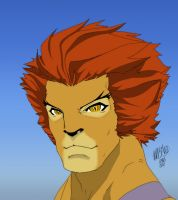 Lion-o by Dominican-Franklyn