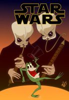 SW LT variant covers - Cantina Band by RickCelis