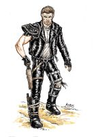 Mad Max, the Road Warrior by RubusTheBarbarian