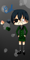 Ciel is not amused by MissToliver