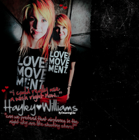 Hayley Williams by DreamingLilac