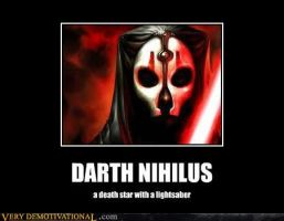Darth NIhilus by kitsuneassassin