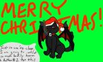 Christmas Mr. Tibbs! by AuthorNumber2