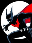 Batman Beyond Colored by RichBernatovech