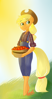 Apples by JokerPlus