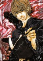 Death Note by XMenouX