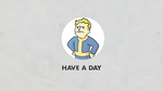 Have A Day - Vault Boy From Fallout Remake Zip by VaughnWhiskey
