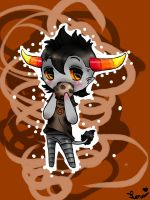 Tavros is cute by cyanhatesyou