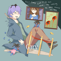 Gary by UselessFoxSai
