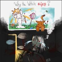 L4D Why the Witch cries ? by LuckyXClover
