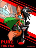 Pure_the_Fox:Full_ver. by Puretails