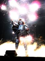 KISS Alive 35 - Gene Simmons by Keith-Killer