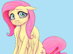 Fluttershy by colorlesscupcake