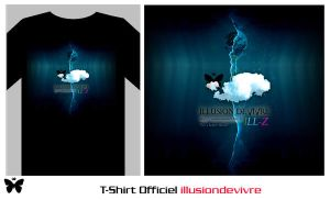 Official ill-z Tshirt by illusiondevivre