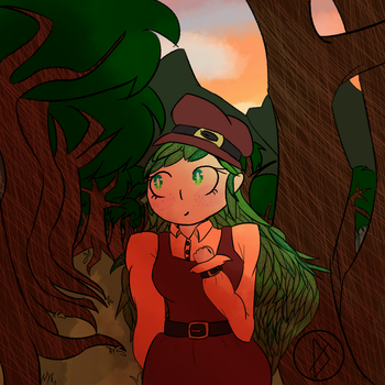 [Old] = Forest = by Daxxy-Teapot