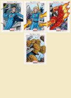 Marvel Bronze Age - Fantastic Four Subset by tonyperna