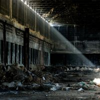Clarity of the Last Factory by CarlosBecerra