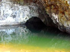 Cave Pool by Alcina-von-Yume