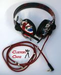 Punk sennheiser HD25 DJ Headphones by DJ-JFunk