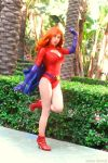 Jessica Rabbit Superhero Preview II by MomoKurumi