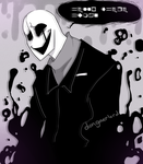 Gaster by dongoverlord
