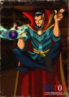 Doctor Strange Des Taylor by DESPOP