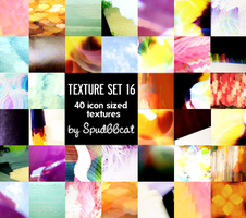 Texture Set 16 by spud66cat