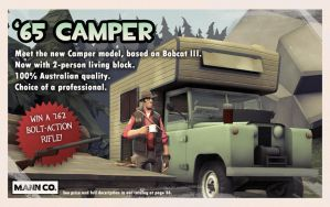 TF2 Camper ad by foreverforum