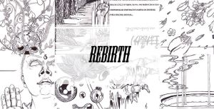 Rebirth Zine Preview by brittkay