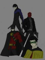 All Robins by ArmandDj