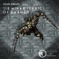 Death Knight Series - Sir Minar Syrric of Darmen by Cisticola