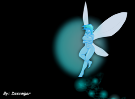 Navi The Fairy by descaiger