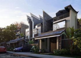 TOWNHOUSE V3 by ARCHJUN