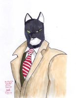 Blacksad copic by CZProductions