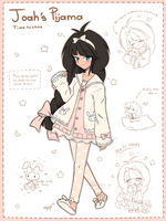 Joah Time to sleep [outfit] by MadelineCG