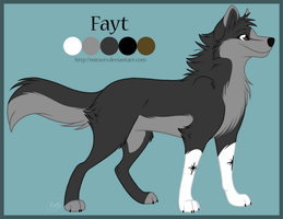 Fayt Reference Sheet by mirzers