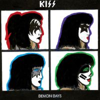 KISS - Demon Days - improved by R-gonz