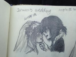 Serenity X Arawn by heophtia