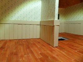 Les Shoppes Dollhouse Project: WIP 23 by kayanah