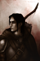 Dragon Age - young Loghain Mac Tir by Ami-Fly