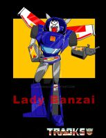 Tracks (Transformers: Autobot) by LadyBanzai