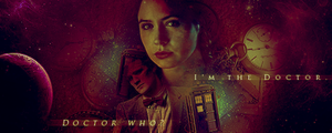 Doctor Who Signature by ofthespectrum