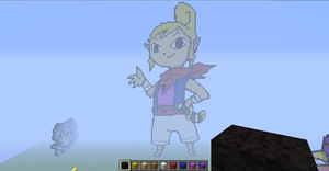 Tetra Minecraft by slygirl1999
